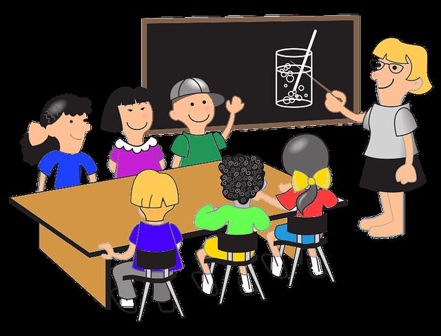 vyučování ilustrace