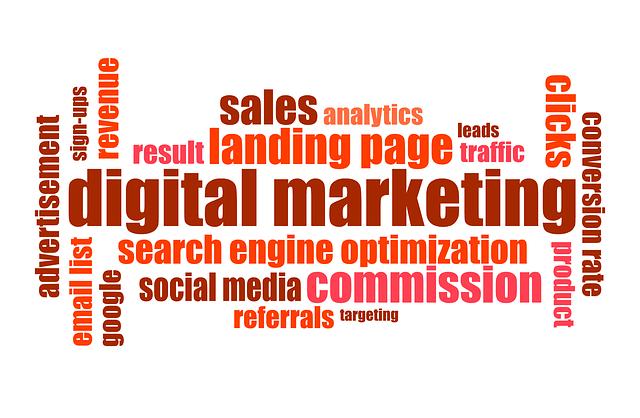 marketing webový