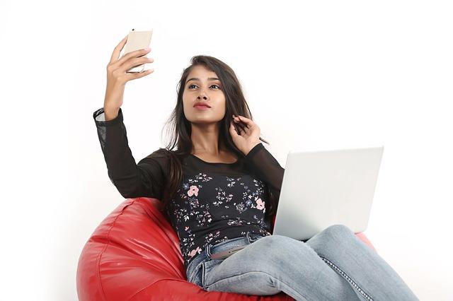 selfie na vaku