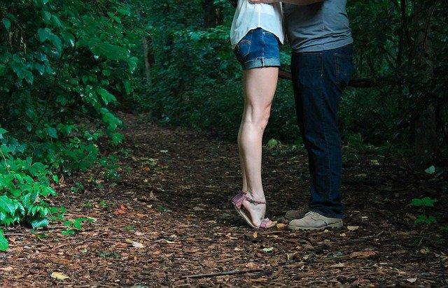 nohy milenců