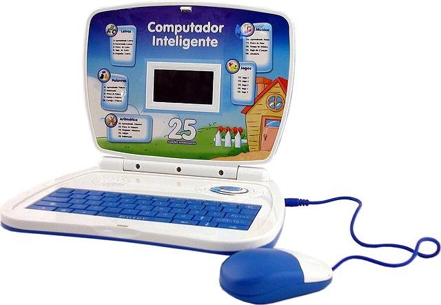 dětský počítač